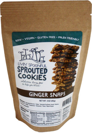 Sprouted Cookies